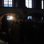 Епископ Николай совершил вечерню с Чином прощения в Кафедральном соборе Архангела Михаила