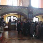 Епископ Николай совершил литургию Преждеосвященных Даров в кафедральном соборе Архангела Михаила