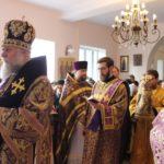 Престольный праздник в женском монастыре