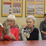 Черняховские школьники и учителя встретились с православным блогером