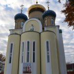 В Советске отметили годовщину освящения собора