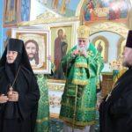 В черняховском храме преподобного Сергия Радонежского отметили престольный праздник