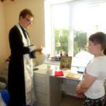 Социальное служение в Советске: духовное окормление немощных