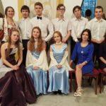 Нестеровцы приняли участие в Сретенском балу