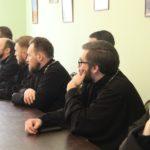 В Черняховской епархии прошло собрание духовенства
