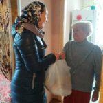 В Гусеве помогли пожилым