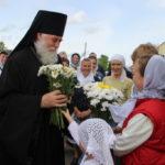 Престольный праздник в День семьи, любви и верности отметили в поселке Свобода