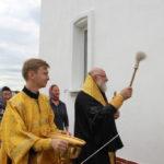 Епископ Николай освятил часовню святой равноапостольной великой княгини Ольги