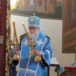 В праздник Рождества Богородицы епископ Николай возглавил божественную литургию