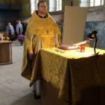 Престольный праздник отметили в поселке Ермаково