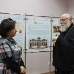 В Черняховске открылась выставка «Преображенский иконостас: Из Кенигсберга в Калининград»