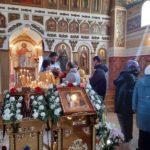 Престольный праздник отметили в Полесске