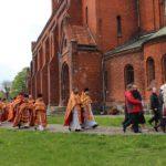 Соборная Пасхальная литургия духовенства Черняховской епархии