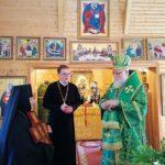 В Славске отметили престольный праздник
