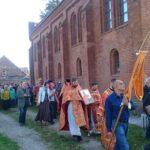 Престольный праздник отметили в Краснолесье