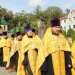 Крестный ход в честь 800-летия Александра Невского