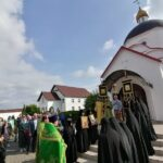 Престольный праздник в Свято-Елисаветинской обители